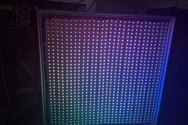 60cmX60cmX4cm WS2813 light box W33XH28