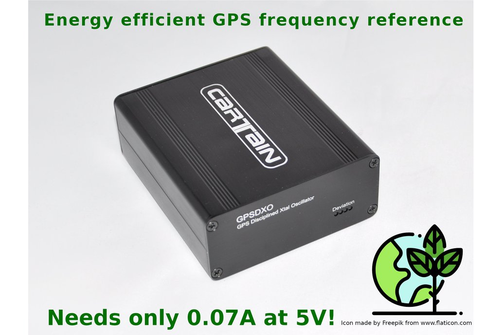 GPS disciplined 40/10MHz frequency source 0.001ppm 1