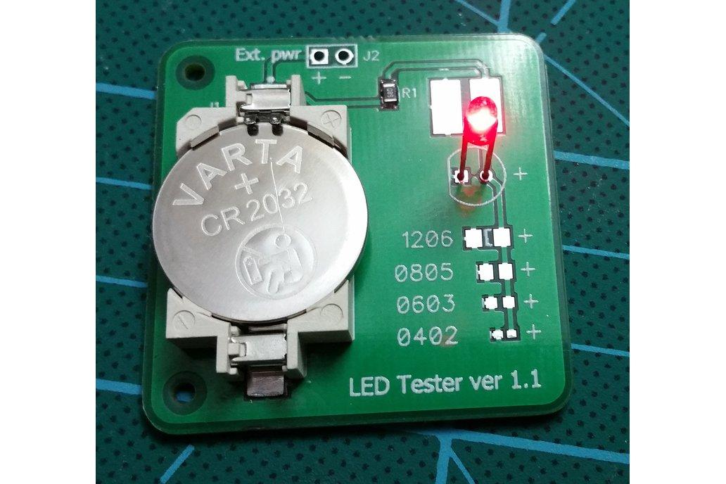 LED tester 10