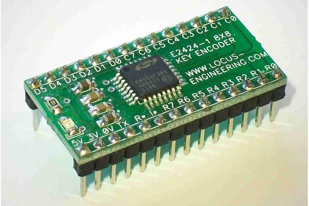 E2424 64 Key Encoder 1
