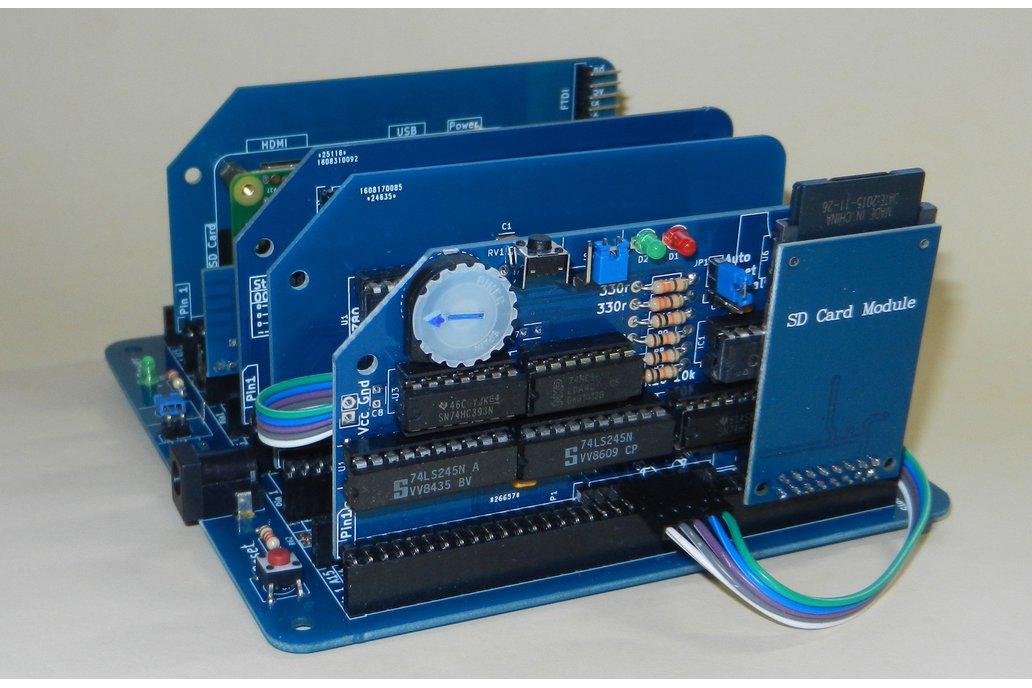 RC2014 SD Memory Dump Module 2