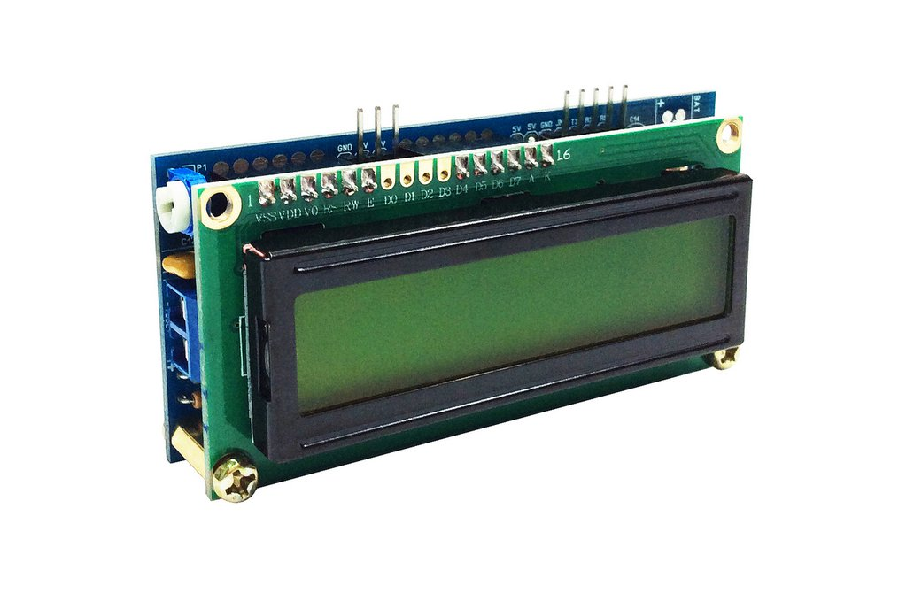 Arduino IDE Geiger Counter DIY Kit ver.2 with LCD 8