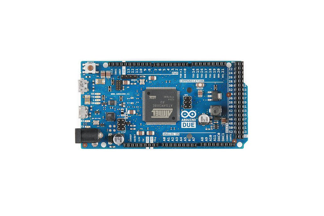 Arduino Due  R3-E - Made in Italy 1