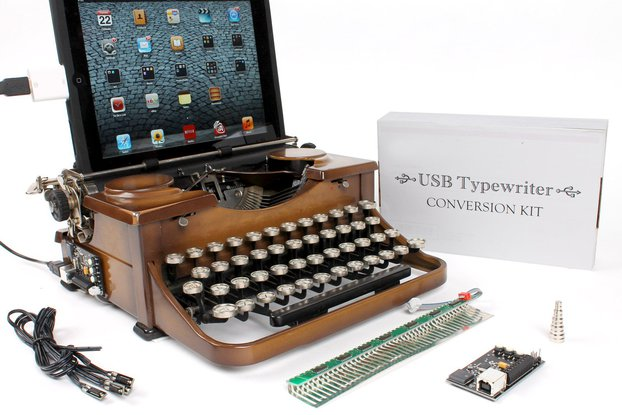 USB Typewriter Kit (Assembled)