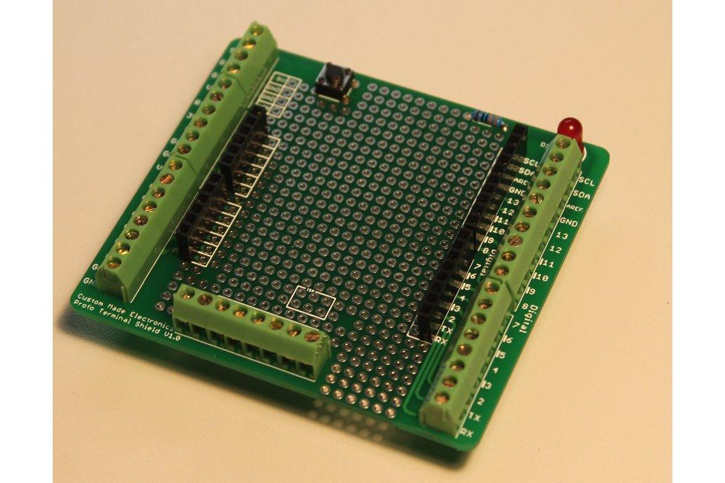 Arduino Proto Terminal Shield 1