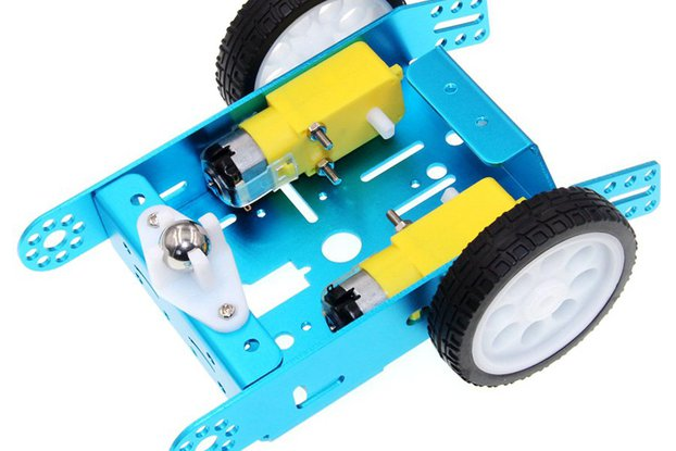 2WD Smart Robot Car Kit