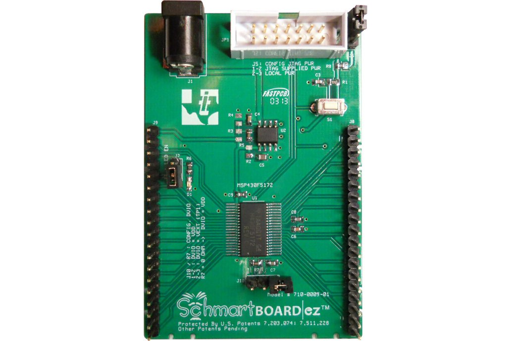 TI MSP430F5172 Development SchmartModule 1