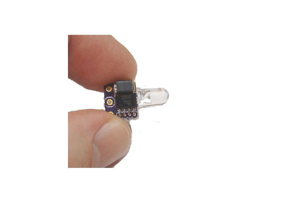Joule Thief SMD DC/DC white Led 9