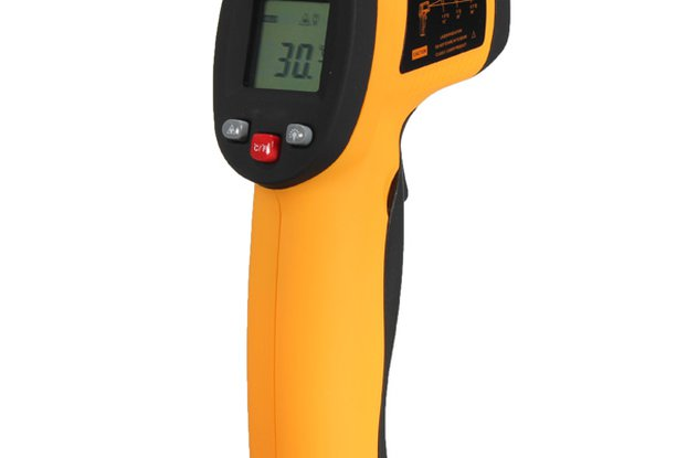 Digital IR Laser Infrared Gun Tester