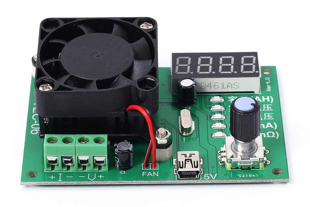 Battery Capacity Tester Power Supply Module(12449) 1