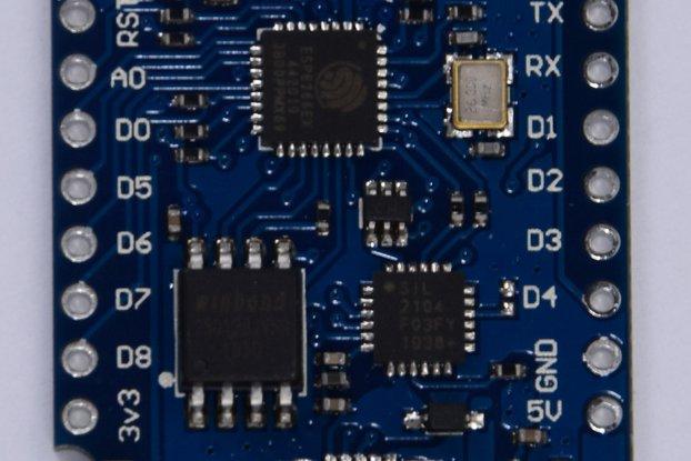 Wemos D1 Mini Pro (16MB) with External Antenna