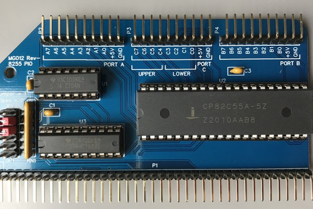 MG012 Programmable I/O - Designed for RC2014