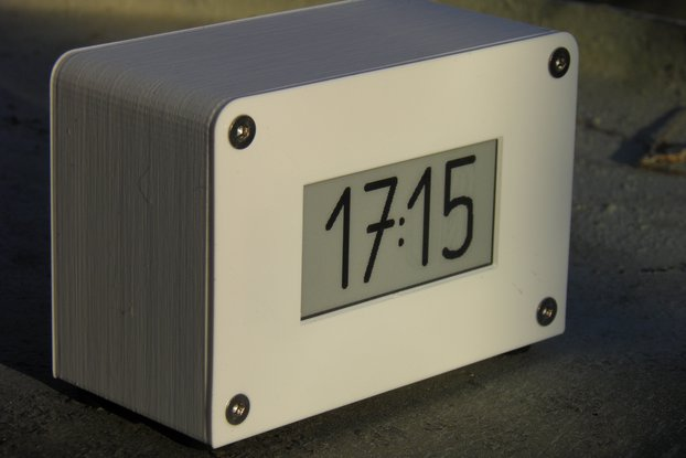 Agora clock