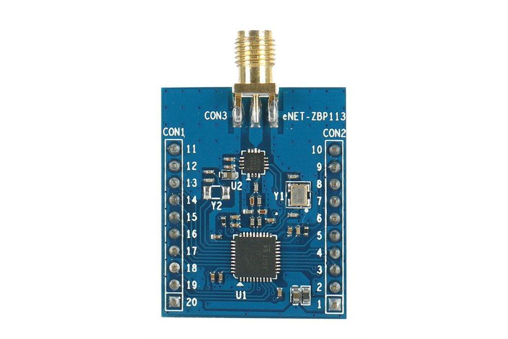 ZigBee Module can be use on  Raspberry Pi  1