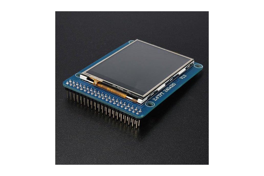 2.4 In LCD Touch Panel Display 1