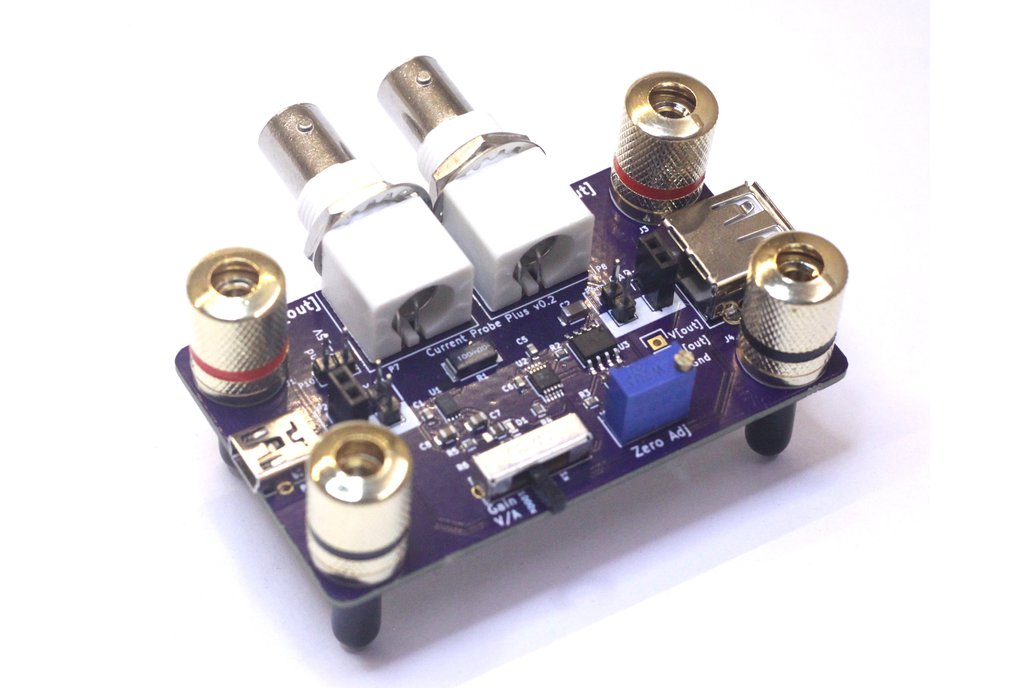Oscilloscope Current Probe Plus 1