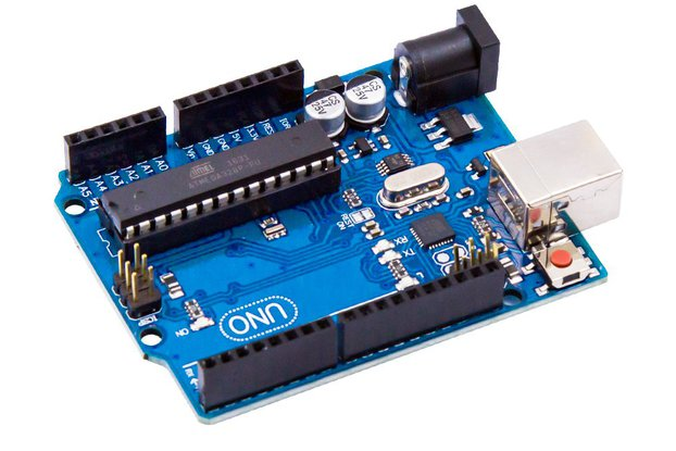 Arduino Uno R3 for Robotics and DIY Projects