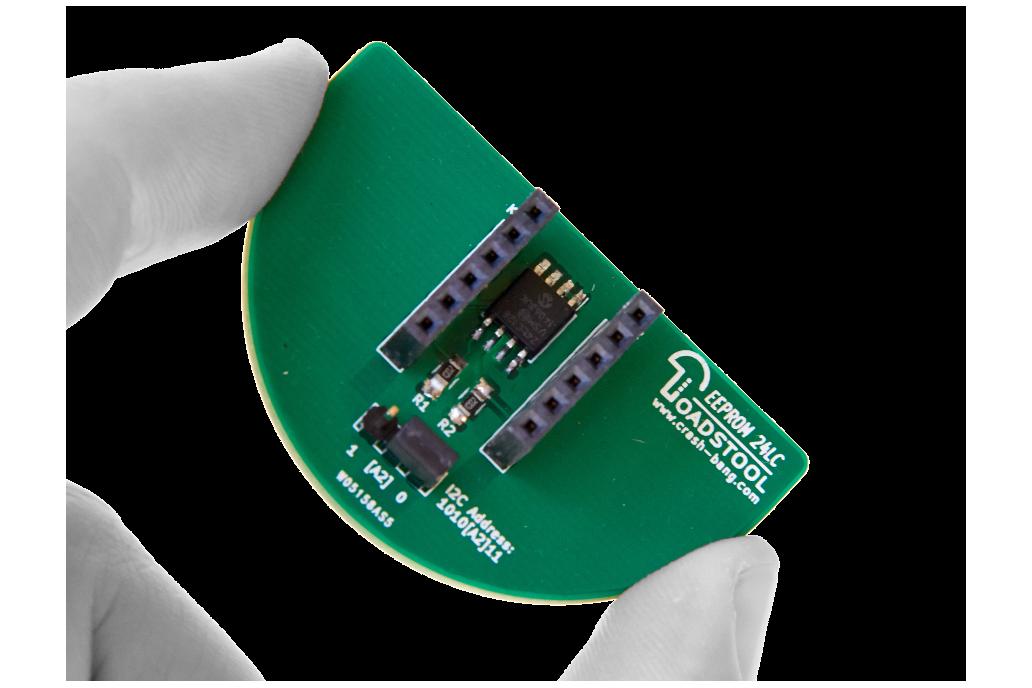 Toadstool EEPROM Cap (128k) 1