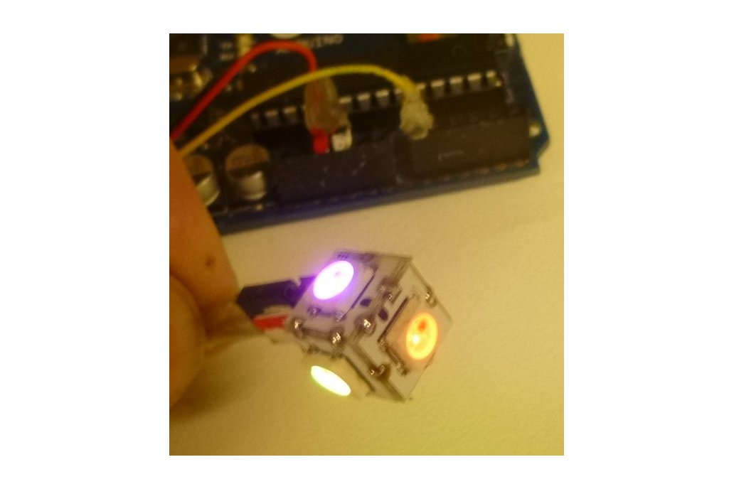 RGB microcube - 9mm side 5