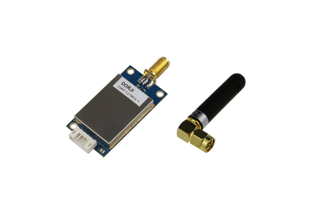 433Mhz Lora SX1278 RS232 interface module 1