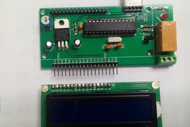 Microchip PIC Development Kit PIC16F883