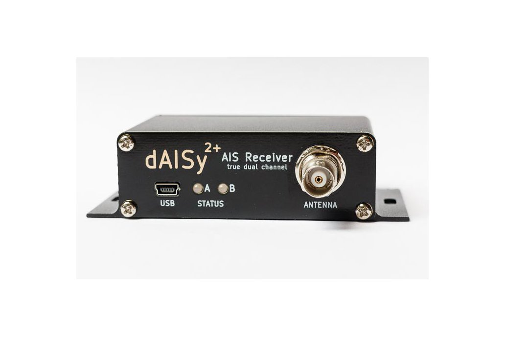 dAISy 2+ dual-channel AIS Receiver with NMEA 0183 2