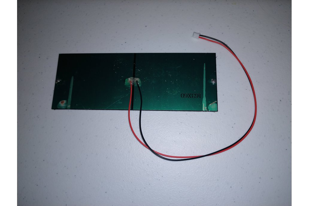 5V 200mA Solar Panel w/ JST connector 2