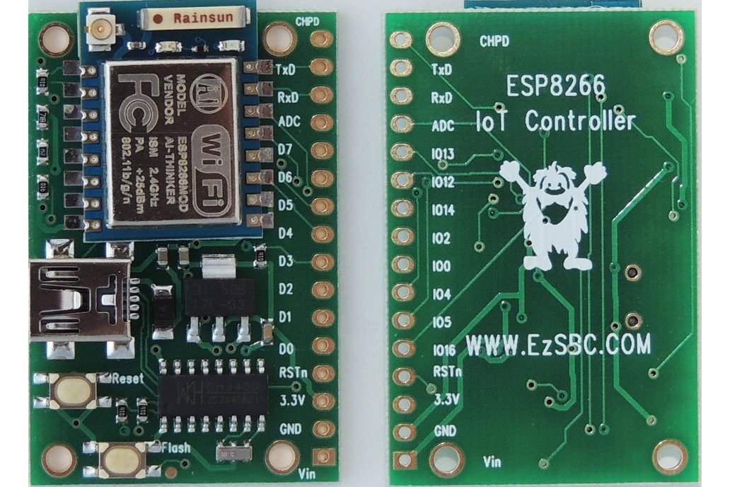ESP8266 Breakout Board, Now with 1024K Flash 1