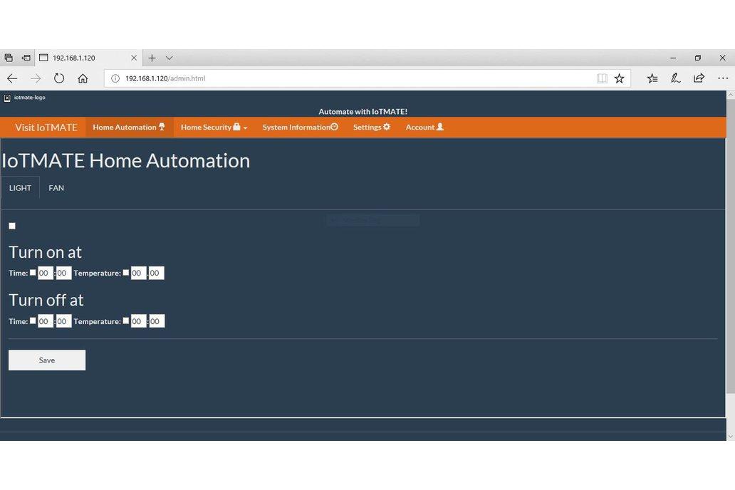 IoTMATE v2b Node Home Automation Module 2