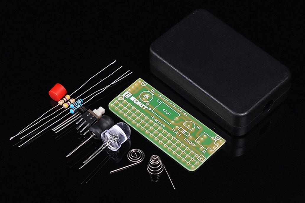 FLA-1 Simple DIY Flashlight Kit 1 5V (11877)