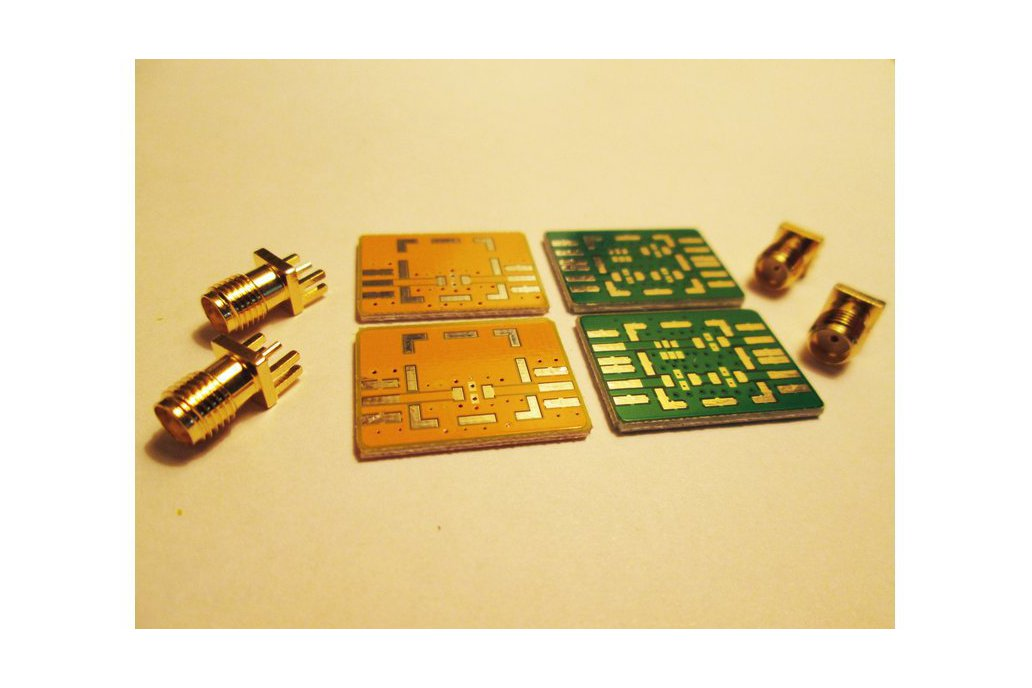 Filter Design Kit for Mini-Circuits LFCN HFCN 1