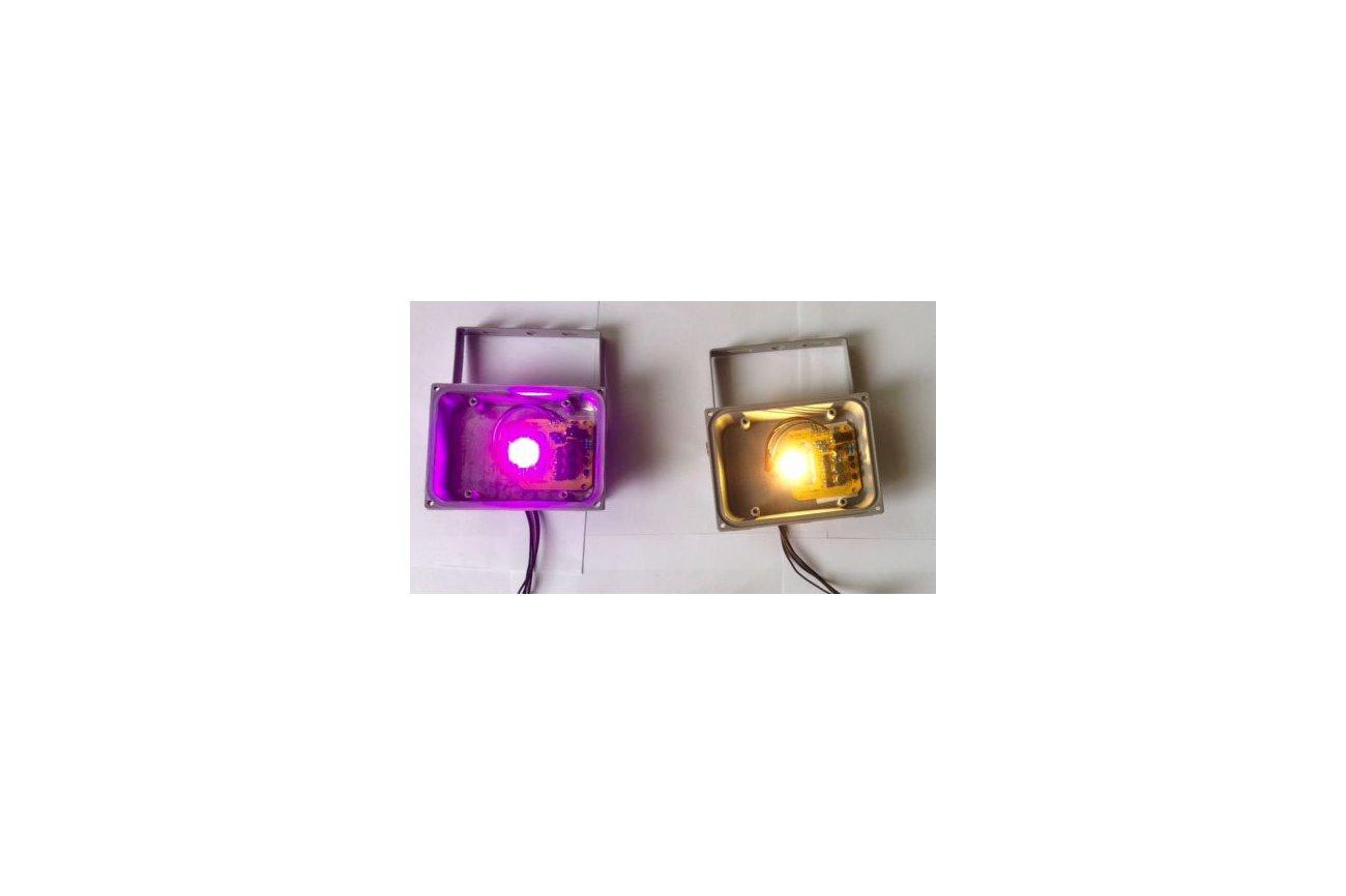 PixelFlood 10W RGB flood light kit (WS2811 pixel)