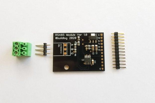 RS485 CNC I/O Module