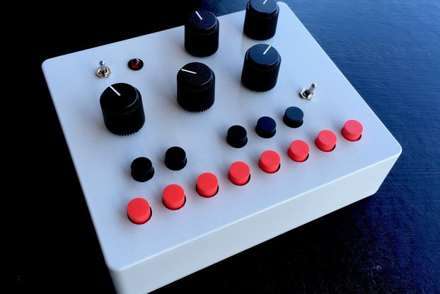8-Bit Power Synthesizer