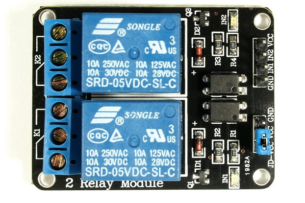 2-Channel 5V Relay