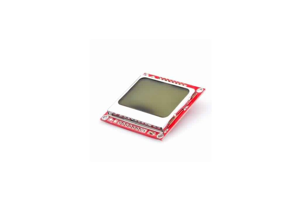 84x48 LCD Module for Nokia 5110  2