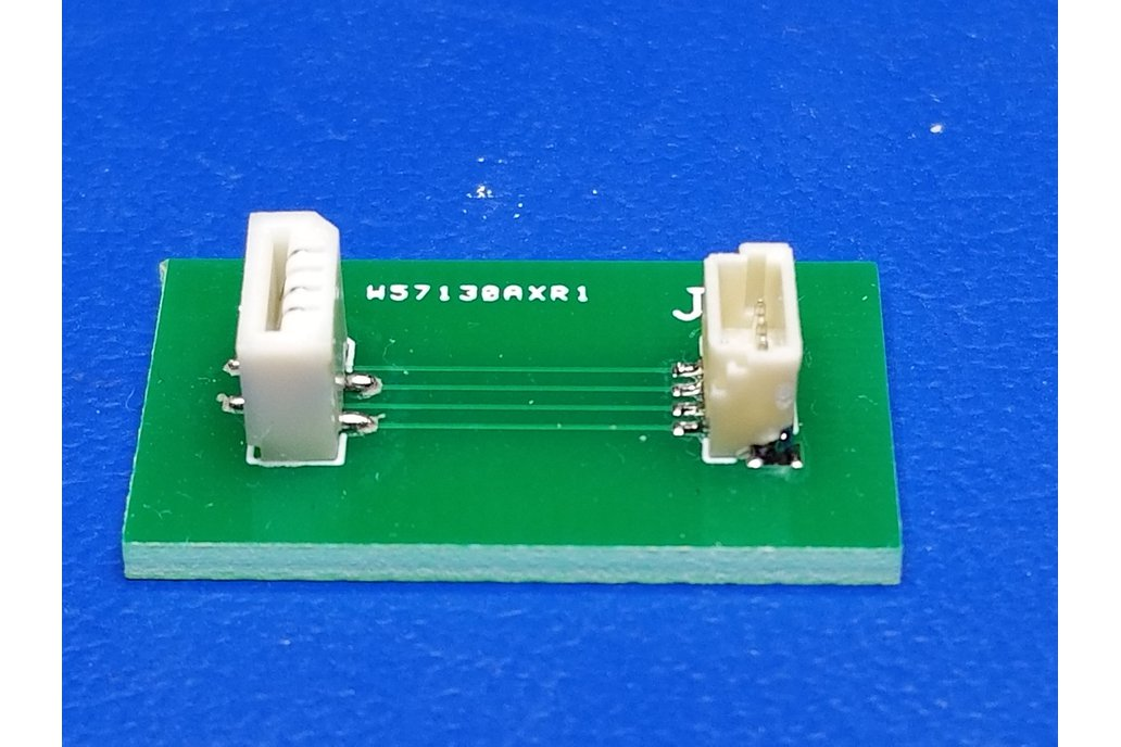 Flat Flex Touchscreen Interface Board 1
