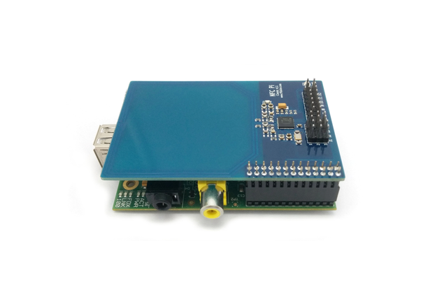NFC Pi Classic - NFC Reader for Raspberry Pi®