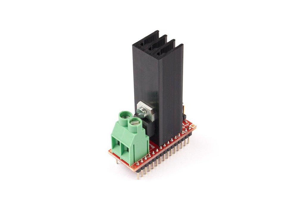 Triac Nanoshield - 5A - 50mm Heastink 1
