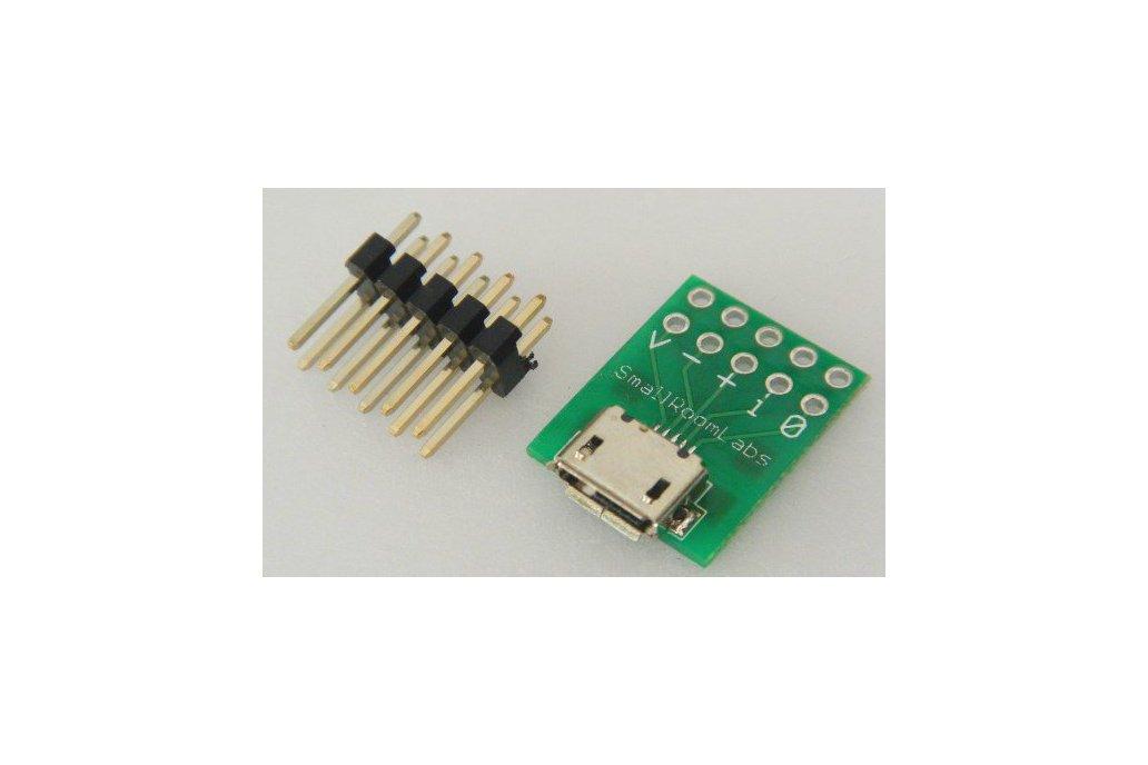 USB-micro breakout 1