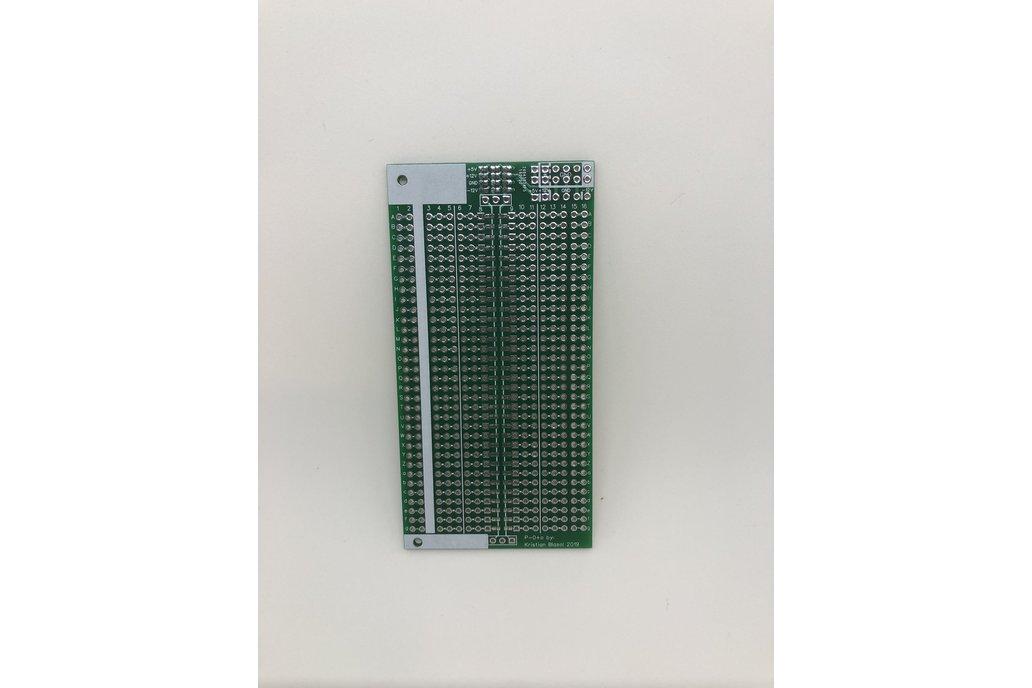 Proto (P-0+o) - Prototyping board 1