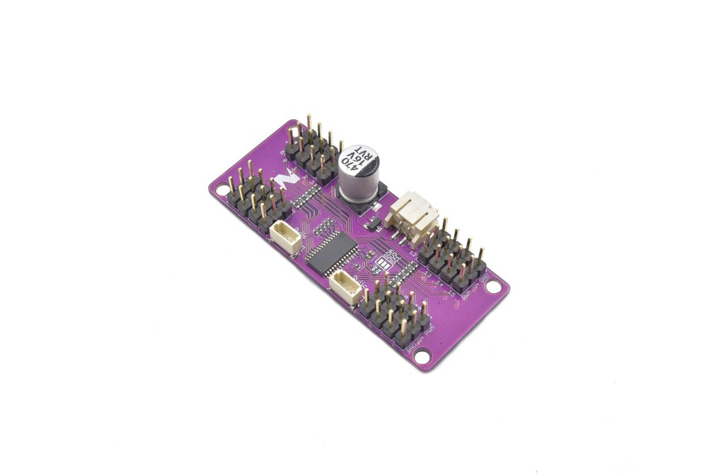 Zio 16 Servo Controller (Qwiic) 1