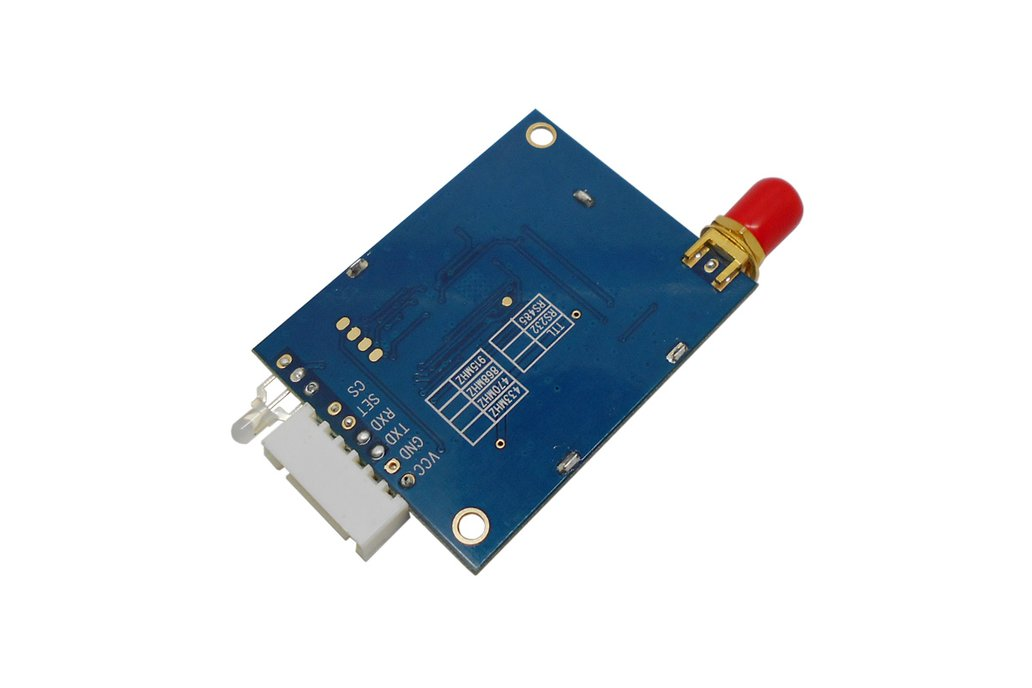 2pcs LoRa6100 TTL interface 433MHz RF Module  3