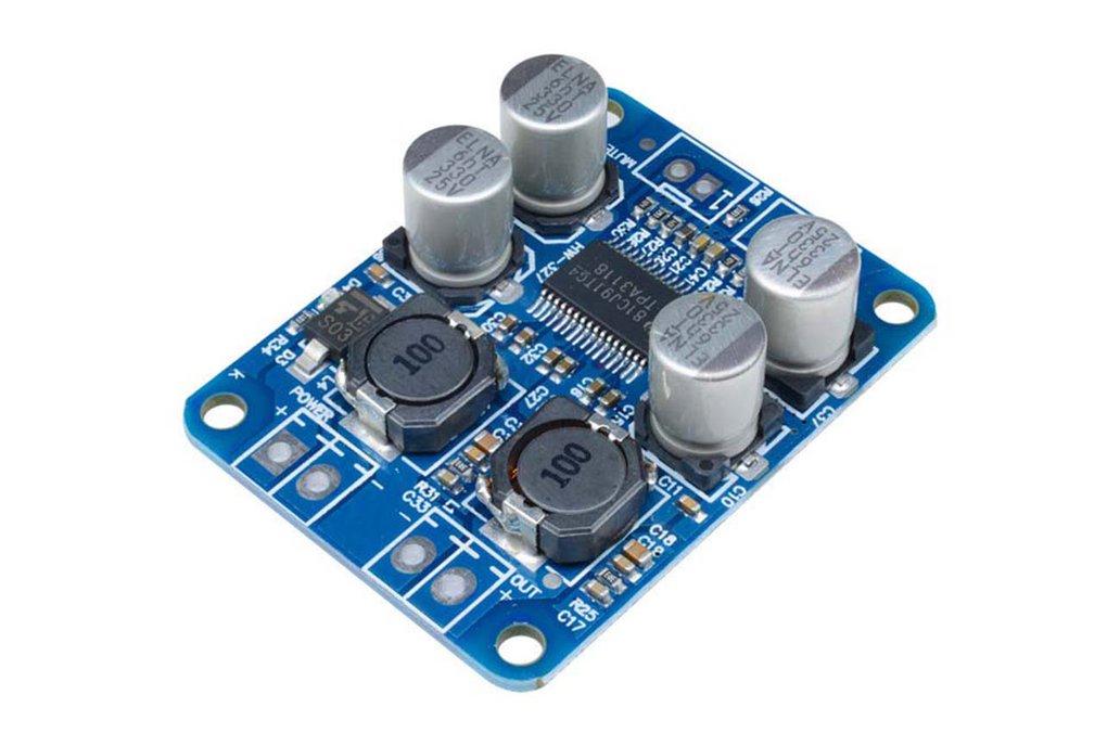 TPA3118 PBTL 60W Mono Audio Amplifier Board 1