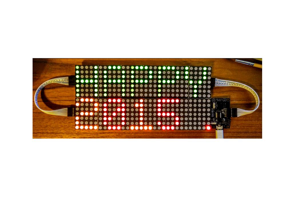 BriteBlox DisplayBoard 1