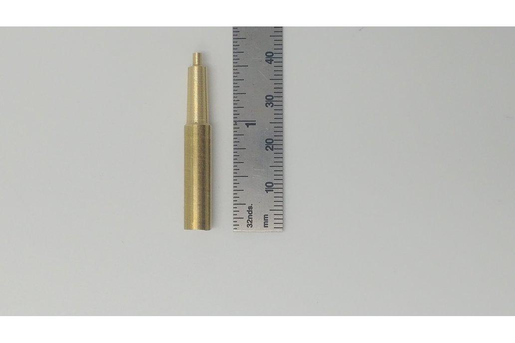 Heat-set insert install #4-40, M3, and M5 5