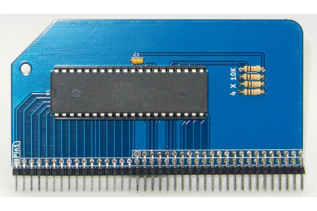 Z80 CPU v2.1 for Enhanced Bus RC2014 1