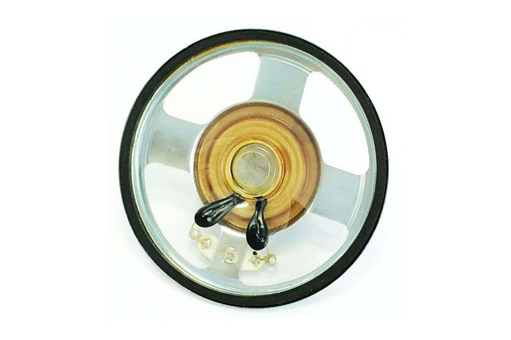 Transparent Speaker Driver TMRG066008A-15, 1.5W, 8 1