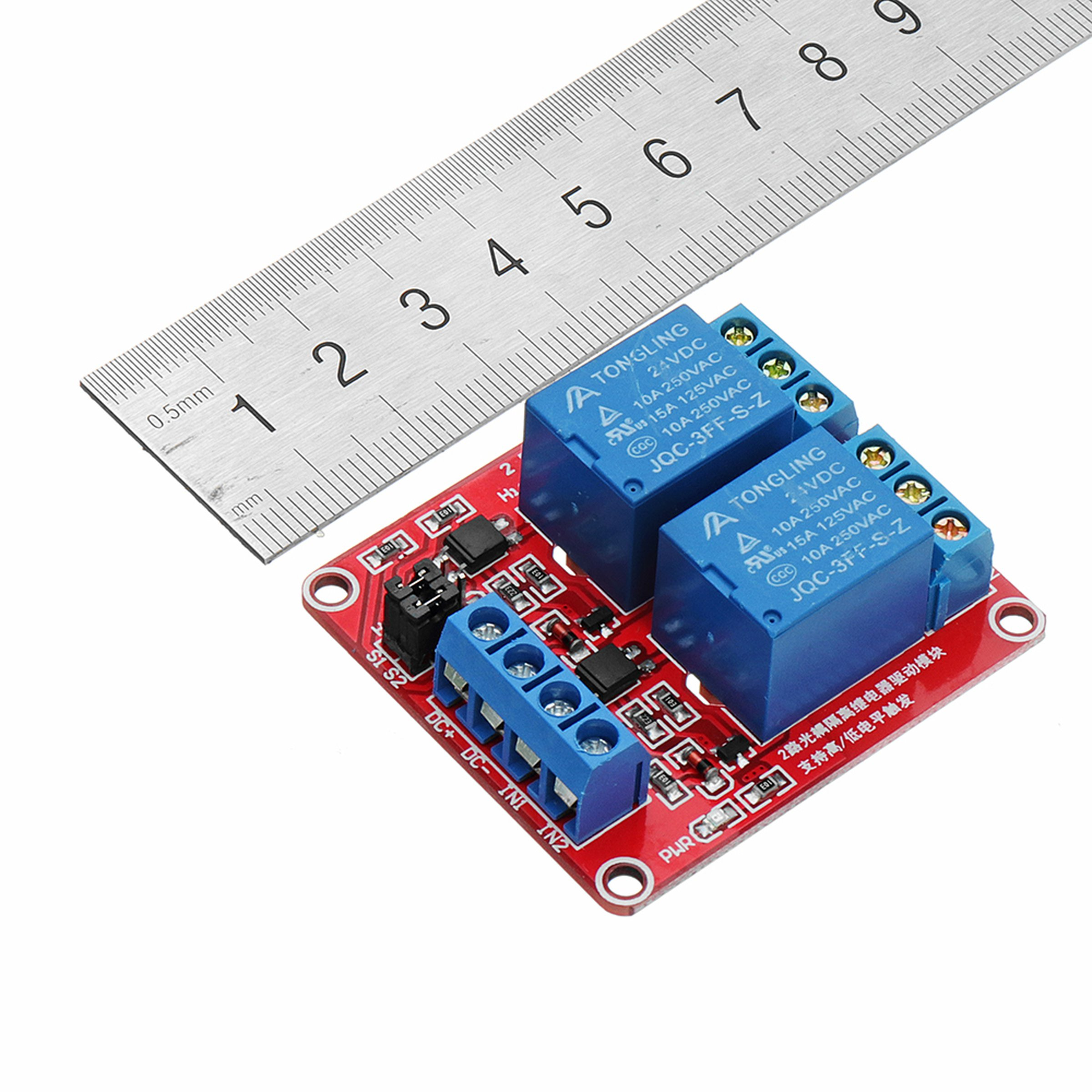 Relay Module Power Supply For Arduino From Store On 6