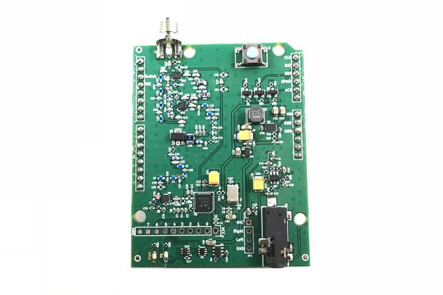 HamShield 1.0 for Arduino